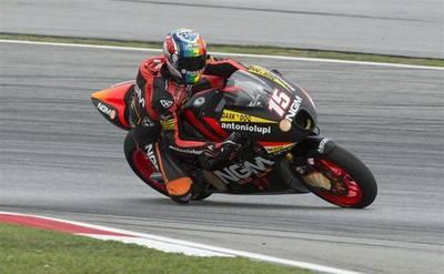 MotoGP Malasia 2012: Alex de Angelis gana bajo la lluvia, Marc Márquez tendrá que esperar