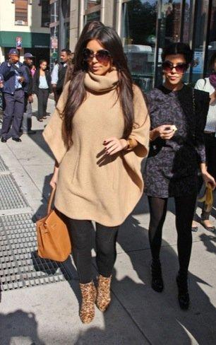 Botas Otoño-Invierno 2010/2011: Kim Kardashian