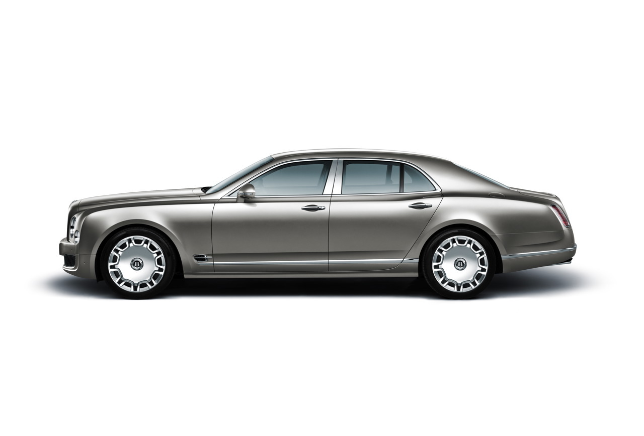 Foto de Bentley Mulsanne (28/29)