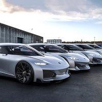 Uno de estos cinco superdeportivos no natos podría haber sido el Koenigsegg Gemera