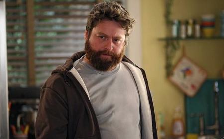 FX da luz verde a 'Baskets', el regreso a la televisión de Zach Galifianakis