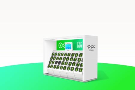 Intercambiador Baterias Gogoro