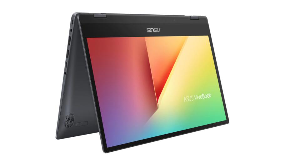 Convertible 2 en 1 ASUS VivoBook Flip 14 TP412FA-EC392T, i5, 8GB, 512GB SSD