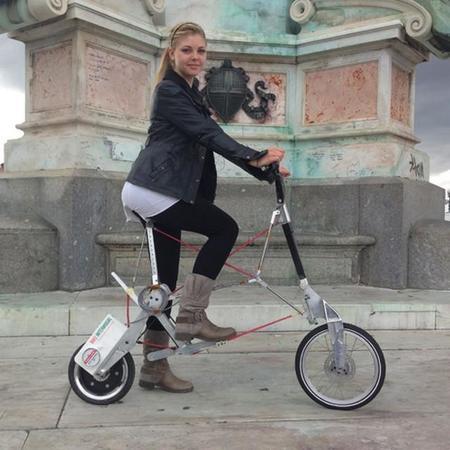 Bike Intermodal: mínimo volumen, mínimo peso