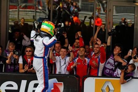 Roberto Merhi espera la Superlicencia para poder debutar en Monza
