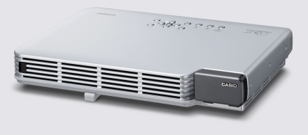 Proyector ultradelgado Casio XJ-S35