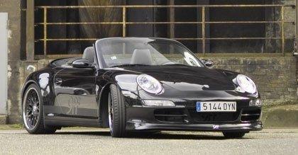 Porsche 9ff Convertible, el descapotable más rápido del mundo