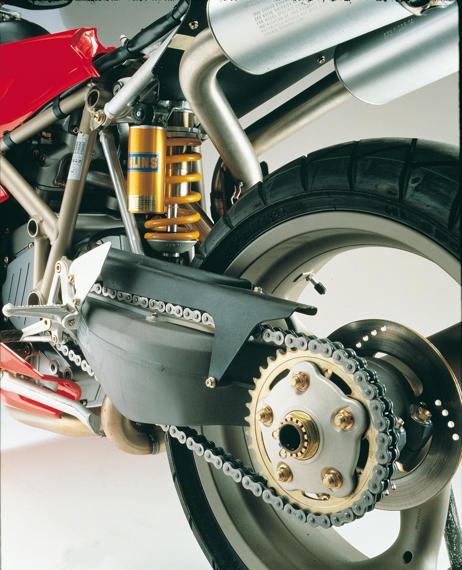 Foto de Ducati Panigale V4 25° Anniversario 916 (55/73)