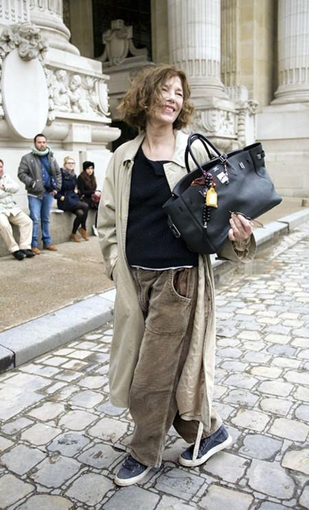 Jane Birkin hace las paces con Hermès