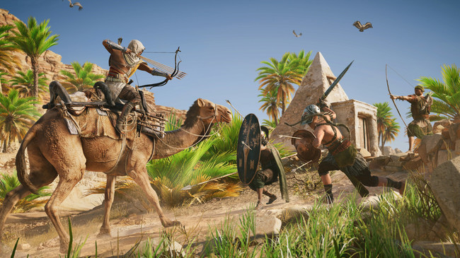 Assassin's Creed: Origins trailer