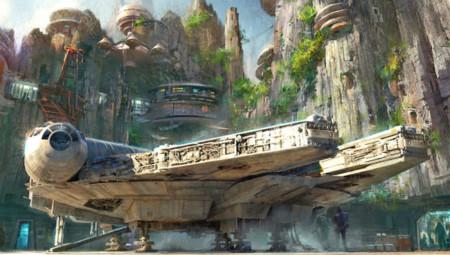 Disney calienta motores con los parques temáticos de 'Star Wars'