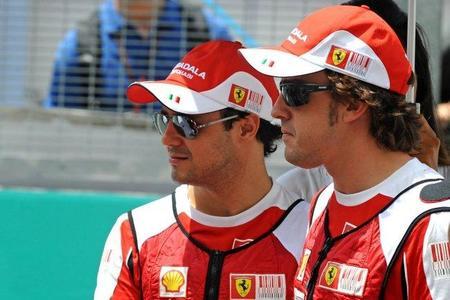Felipe Massa, piloto número 2 de Ferrari. Sí, pero sólo en 2010