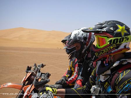 Salida al Desierto
