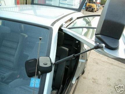 Volkswagen Scirocco DeLorean