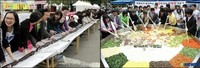 Festivales de comida coreana