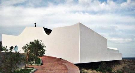 La desconocida mansión de Jacques Herzog en España