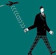 ¿Son los móviles un peligro en los aviones?