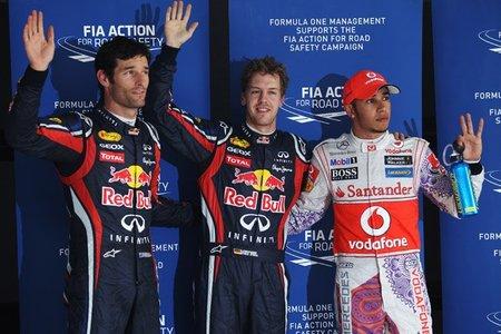 Nueva pole de Sebastian Vettel en la India