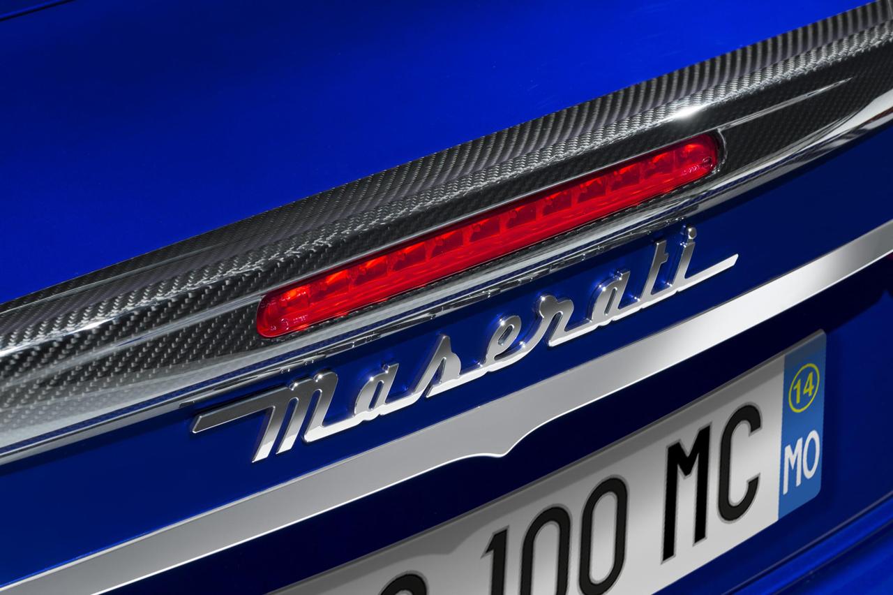 Foto de Maserati GranTurismo MC Stradale Centennial Edition y GranCabrio MC Centennial Edition (31/33)