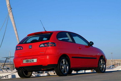 Seat Ibiza Junior, Rock'n'Roll, Ecomotive y FR