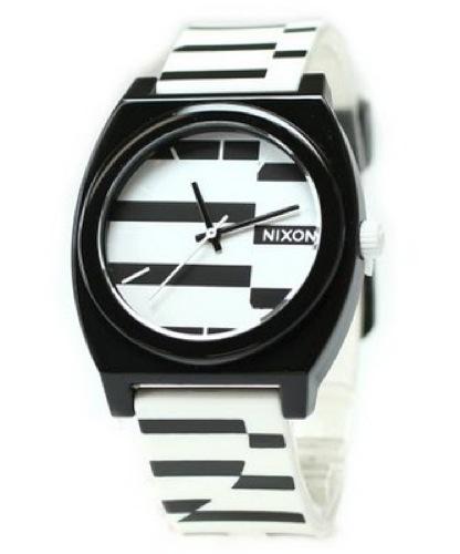 Nuevos relojes de Nixon para la Primavera-Verano 2010. Geométrico