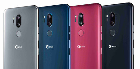 El LG G7 ThinQ