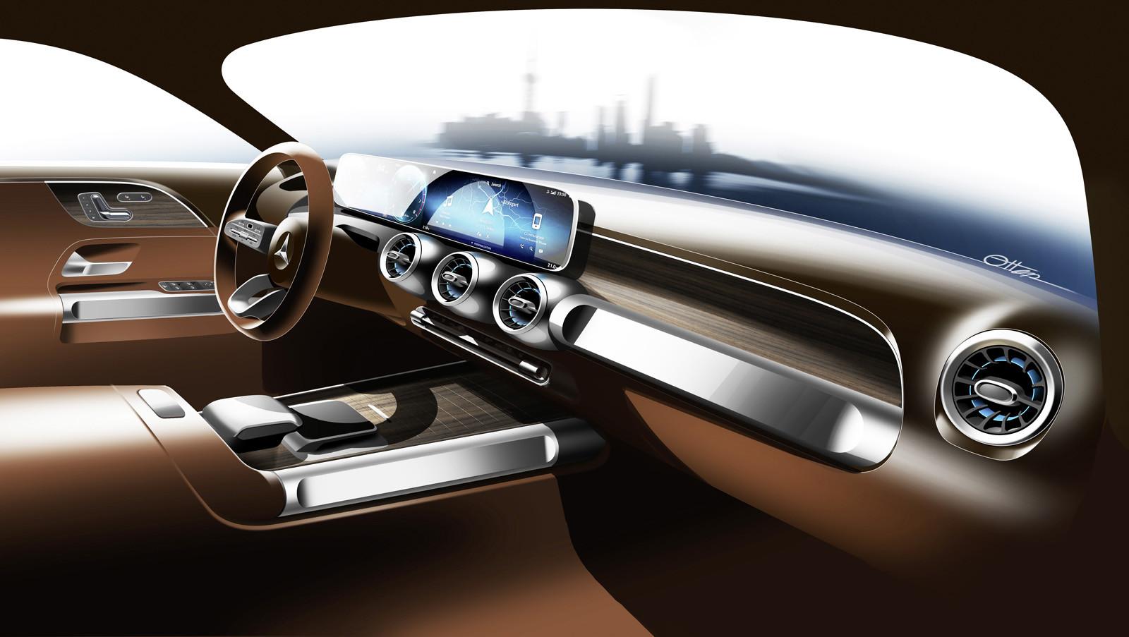 Foto de Mercedes-Benz Concept GLB (24/24)