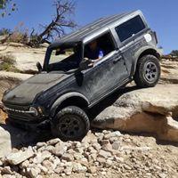 ¡Imparable! El Ford Bronco demuestra en este vídeo su solvencia como 4x4 en el desierto de Utah