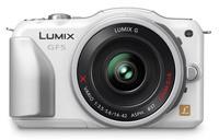 Lumix GF5, la nueva sin espejo de Panasonic