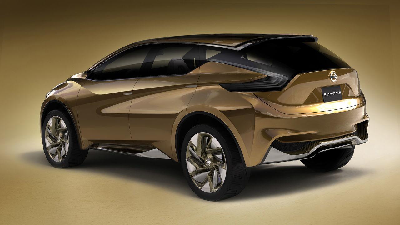 Foto de Nissan Resonance Concept (8/21)