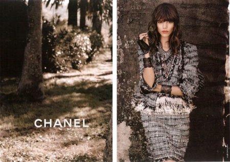 Chanel Primavera-Verano 2011 flecos