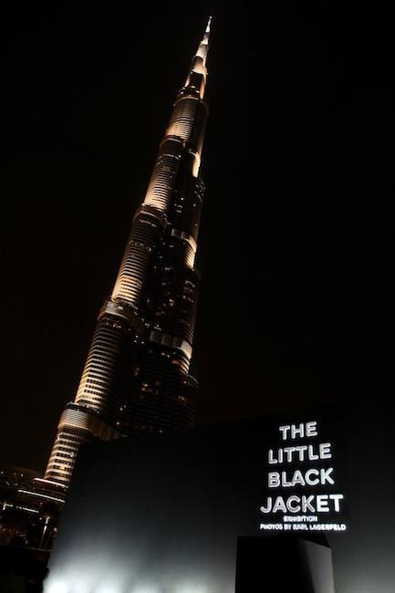 Chanel presenta su exposición itinerante en Dubai. ¿Qué ciudad falta?