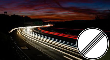 Los tramos sin límite de velocidad de las Autobahn podrían tener los días contados