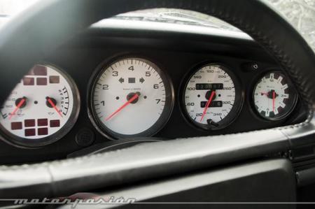 Porsche 911 964 Carrera RS cuadro mandos