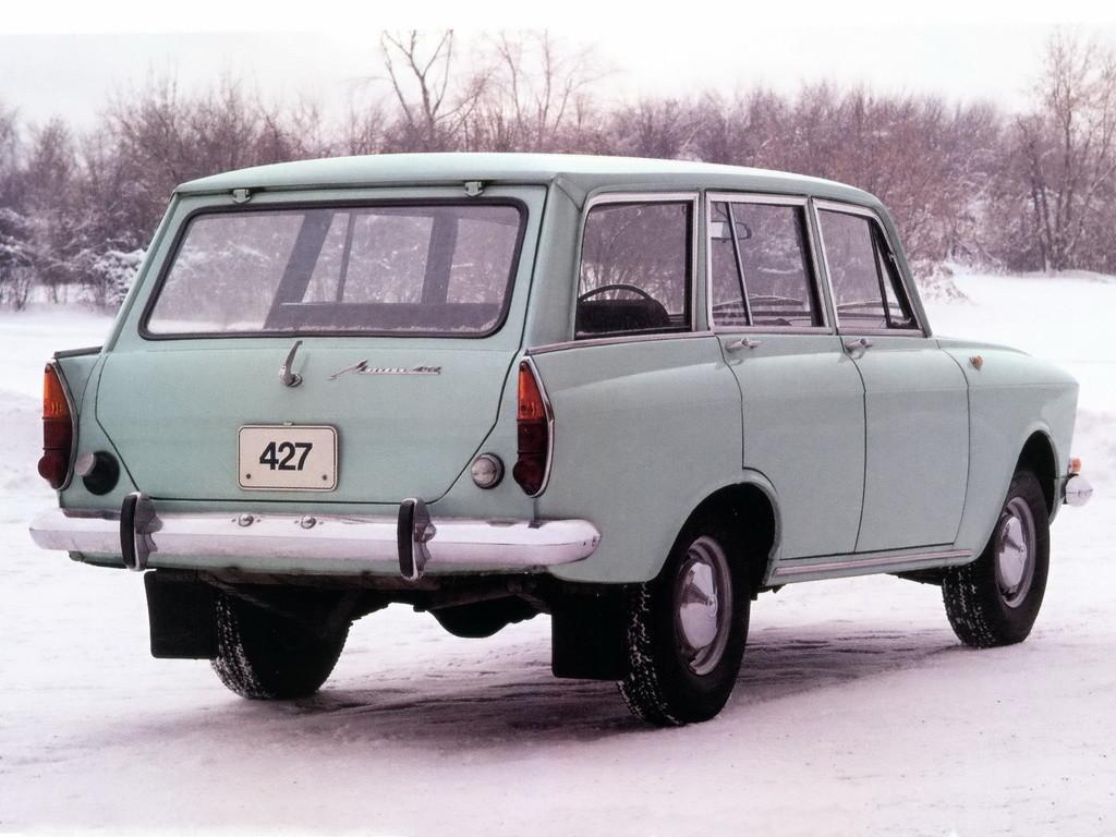 Azlk Moskvich 427