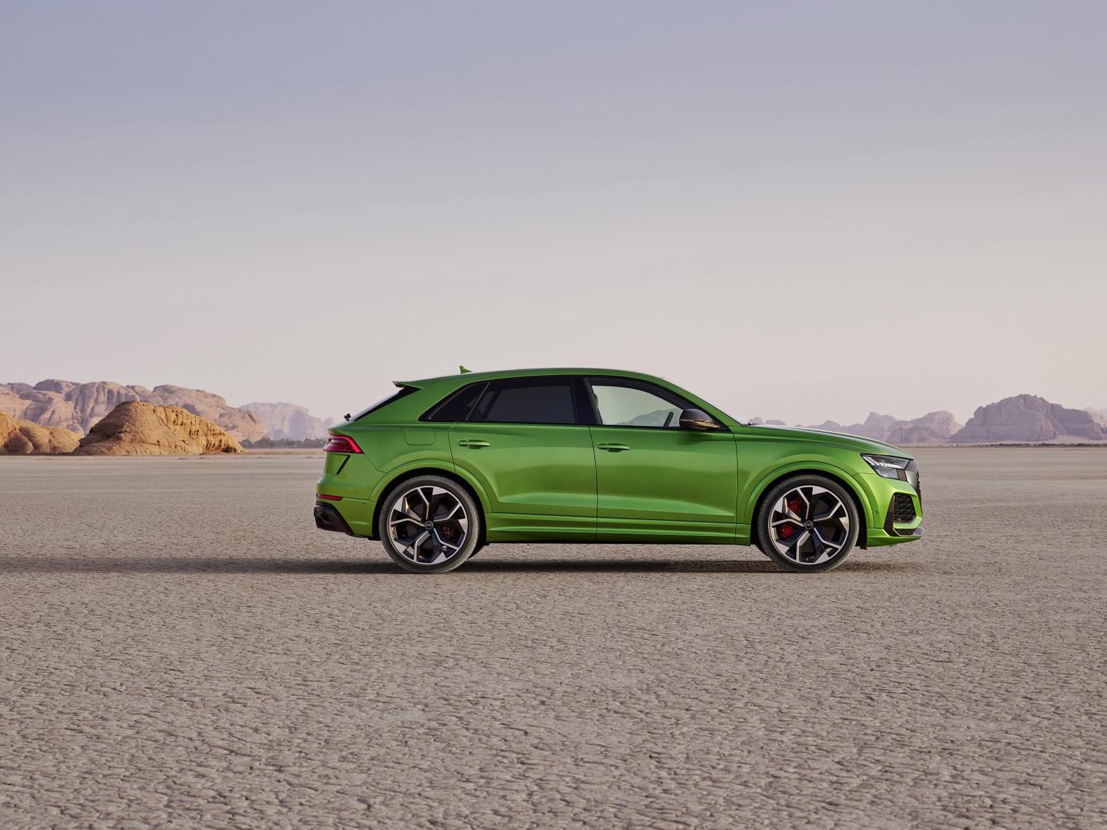 Foto de Audi RS Q8 2020 (43/47)