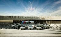 Entusiastas celebran el 10º Aniversario del BMW M3 CSL