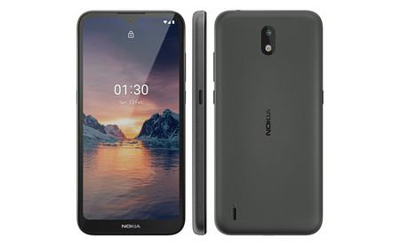 El Nokia 1.3 se filtra antes de su lanzamiento: pantalla con notch y altavoz trasero entre sus prestaciones