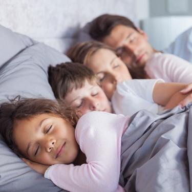 Por qué me gusta dormir con mis hijos, aunque ya no sean bebés