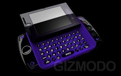 Motorola Zante, a la Sidekick