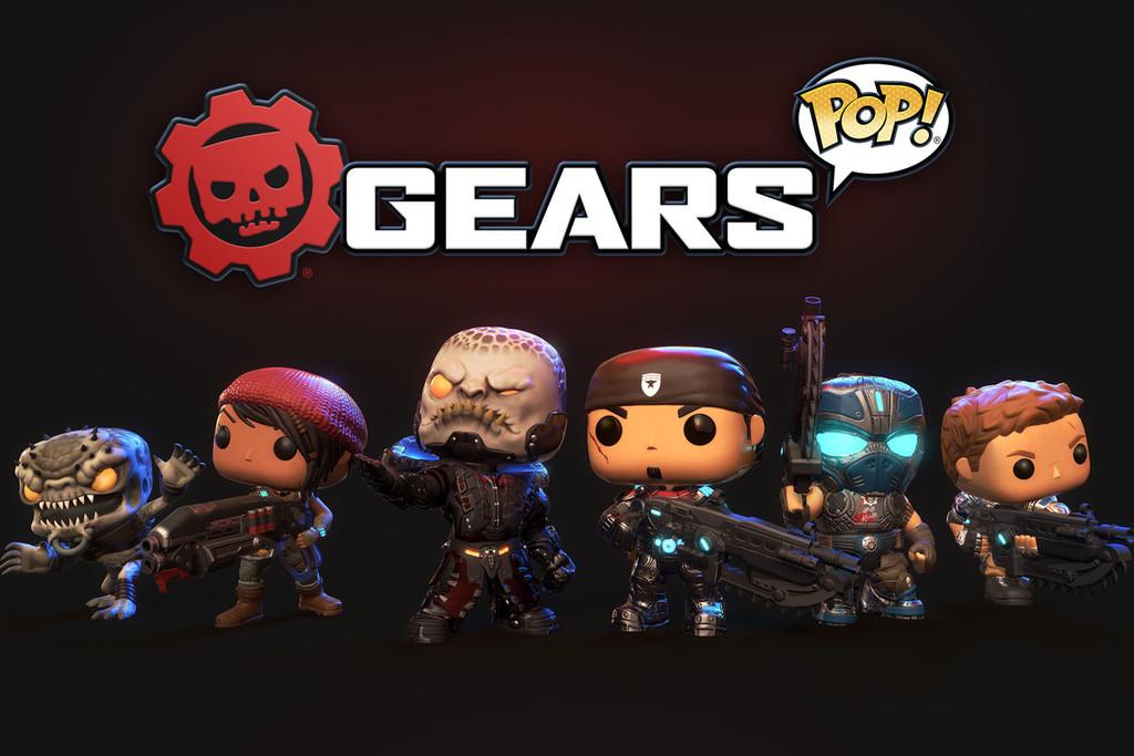 Gear Pop