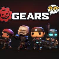 Gears Pop: así es el juego de Microsoft para móviles que fusionará Gears of War con los Funko Pop