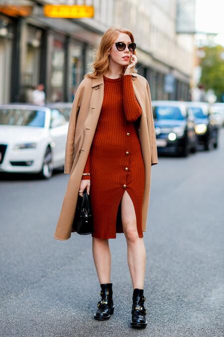 Como Combinar Un Vestido Midi Para Ir A Trabajar