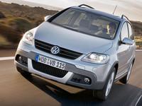 El Volkswagen Cross Golf aterriza en España