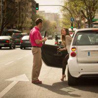 El no va más se llama llollo y es una app para pedir un aparcacoches