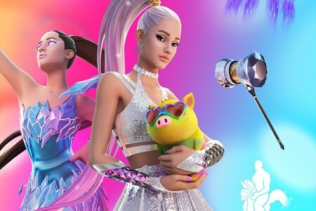 Los dos looks del avatar de Ariana Grande en Fortnite que merecen estar en una alfombra roja de la vida real