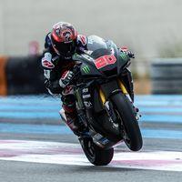 Fabio Quartararo afronta una posible sanción por probar una Yamaha YZF-R1 con configuraciones ilegales