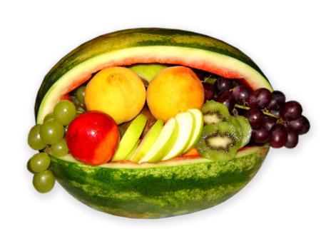 Frutas: ¿antes, después o entre las comidas?