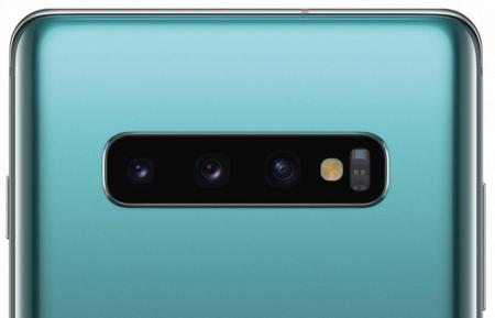 Samsung Galaxy S10+ y su cámara triple
