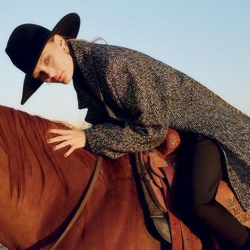 Zara inaugura la temporada de abrigos y chaquetas con una amplia (y perfecta) colección para este Otoño 2019